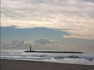 ALTAFULLA  playa megustaelmedionatural